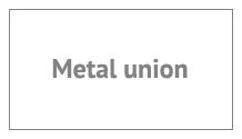 Metal union